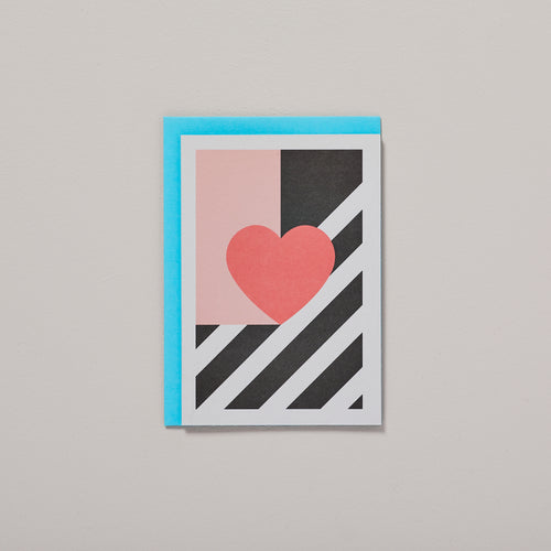 Loveheart and stripes no.2 — Ordinary Luminary
