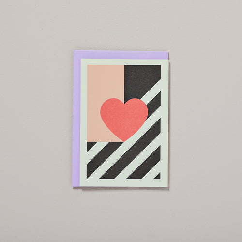 Loveheart and stripes no.3 — Ordinary Luminary