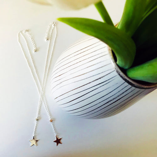 Star layering necklace — Ordinary Luminary