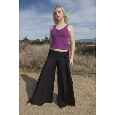 Women's Yoga Parvati Pants - Organic Cotton - Miraposa