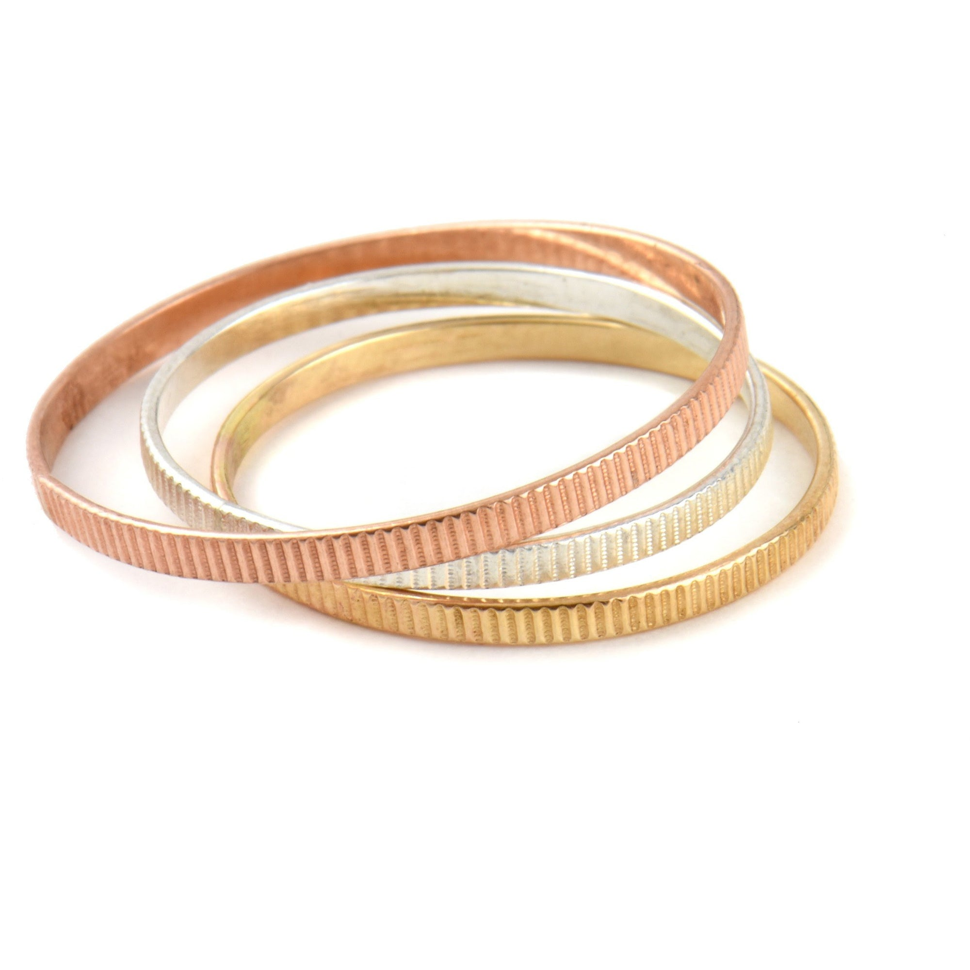 Lena Line SM Stacking Ring - Miraposa