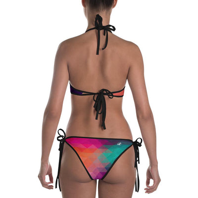 Find Your Coast Reversible Swimwear Charisma Bikini - Miraposa