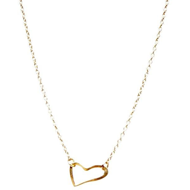 Heart Necklace - Miraposa