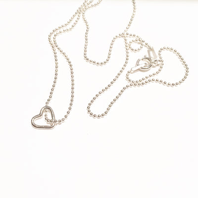 Junibel Sweetheart Necklace - Miraposa