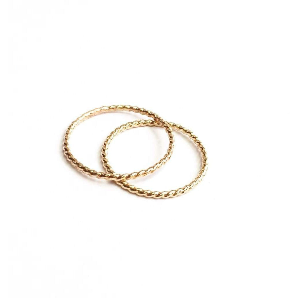 Becca Stacking Ring