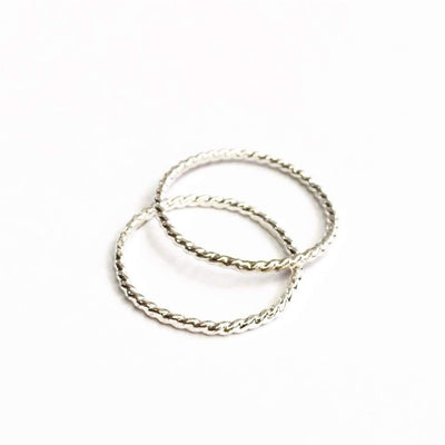 Becca Stacking Ring - Miraposa