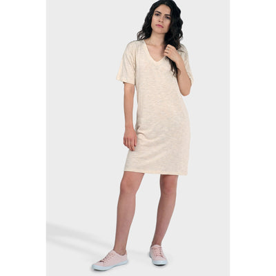 Mika T-Shirt Dress - Organic Cotton, Bamboo - Miraposa