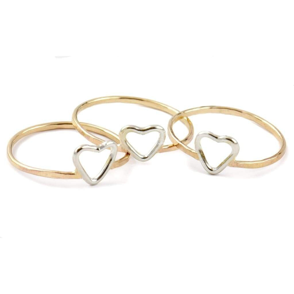 Junibel Sweetheart Ring