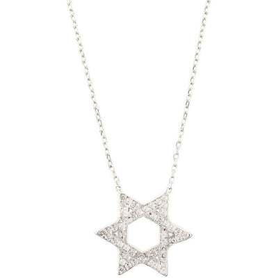 Star of David Necklace - Miraposa