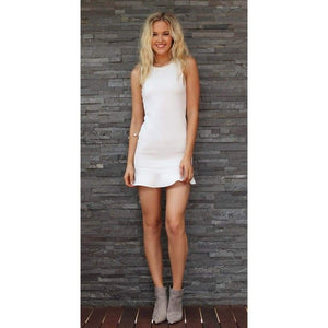 fa83def47249 Ting-A-Ling Tiffany Dress - White - Xs - Women - Apparel -