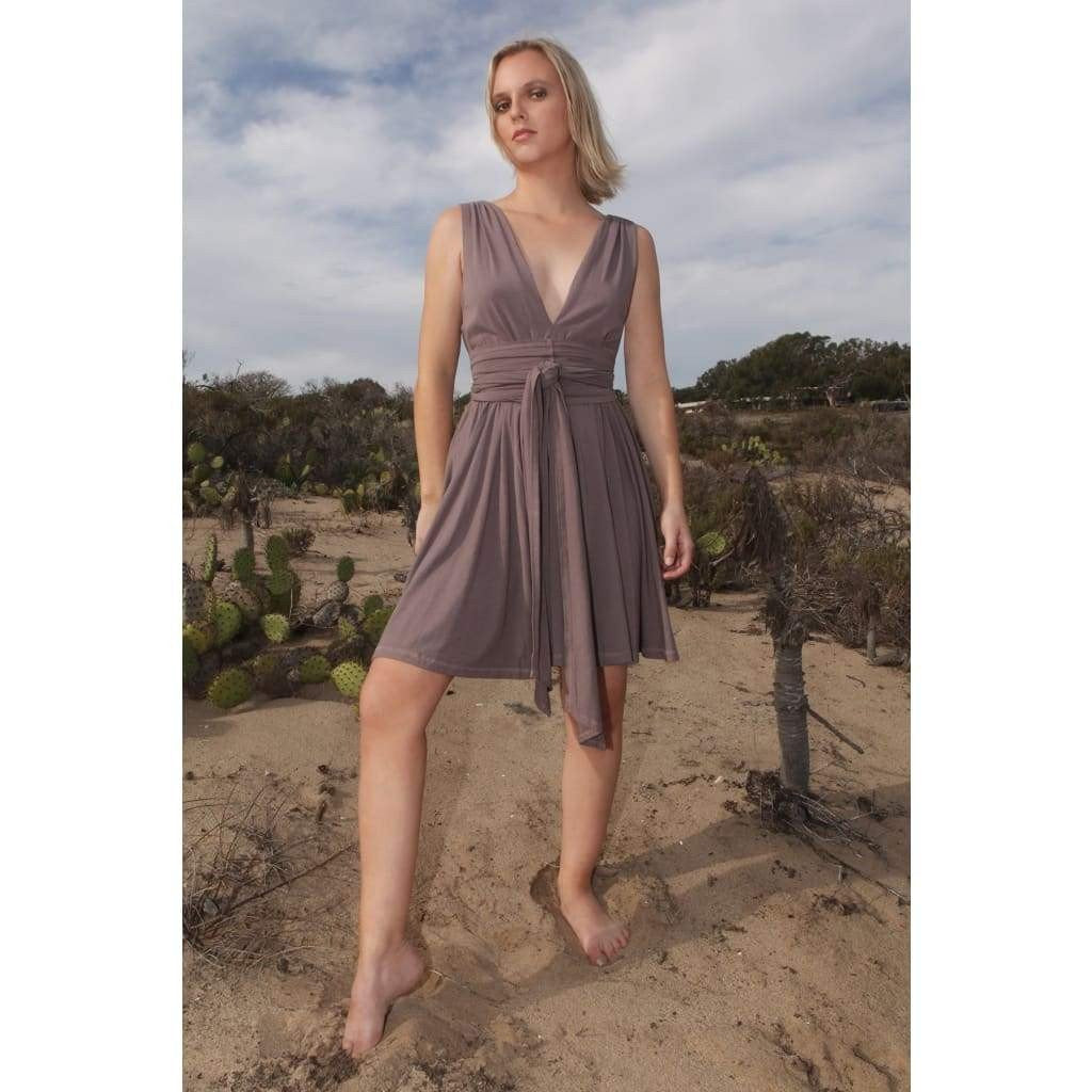 "Women's Organic Dress ""Rati"" - Miraposa"