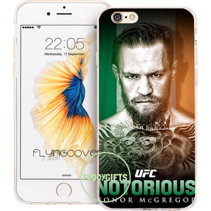 Conor Mcgregor Phone Cover For Iphone And Ipod Touch