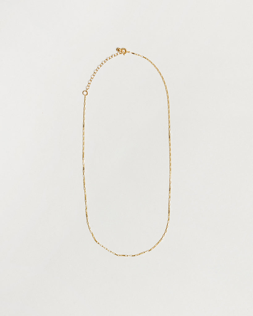 Wolf Circus Kalen Chain in Gold
