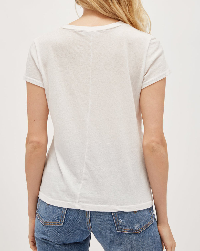LACAUSA Frank Tee in White