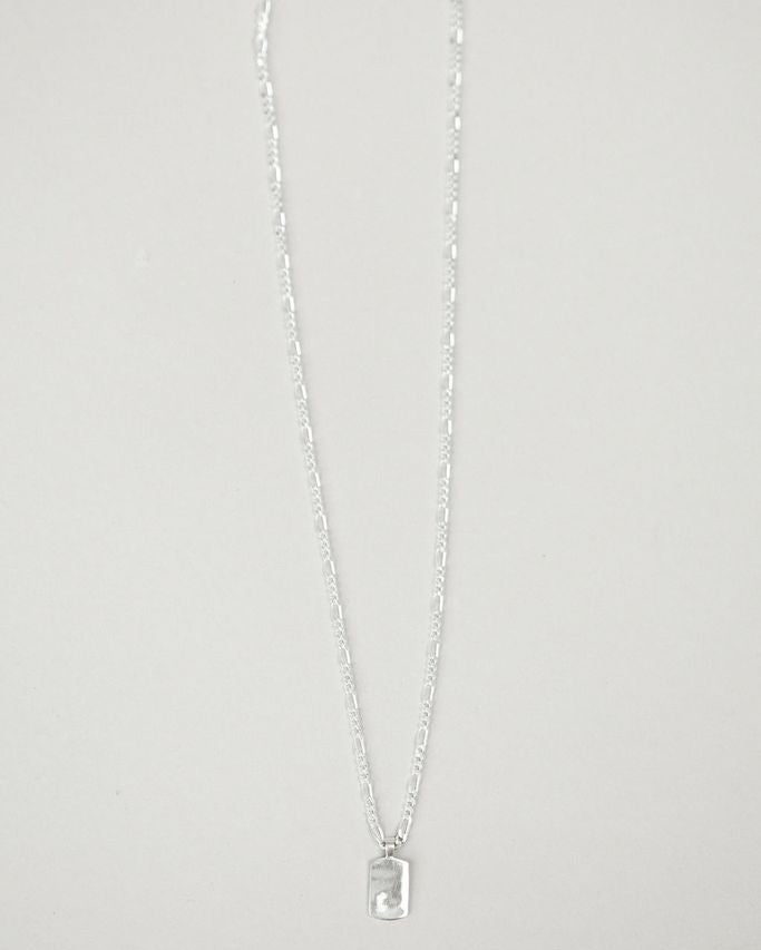 Wolf Circus Indy Necklace in Sterling Silver