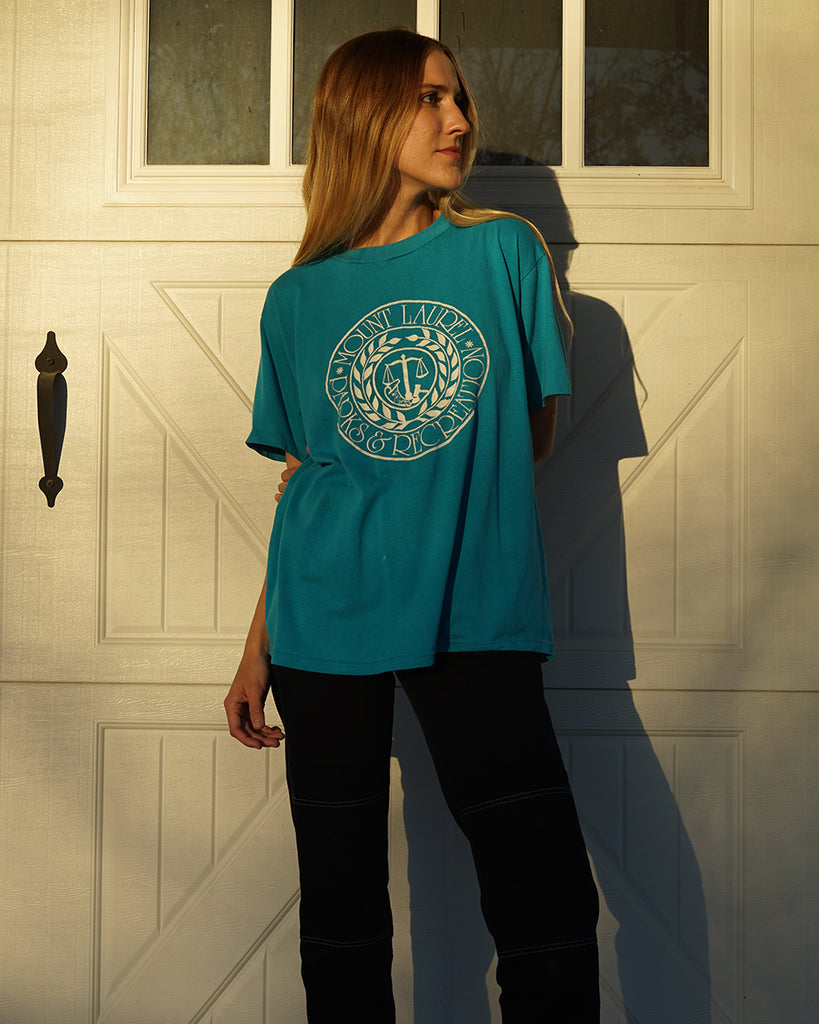 Vintage 90s Mount Laurel Shirt