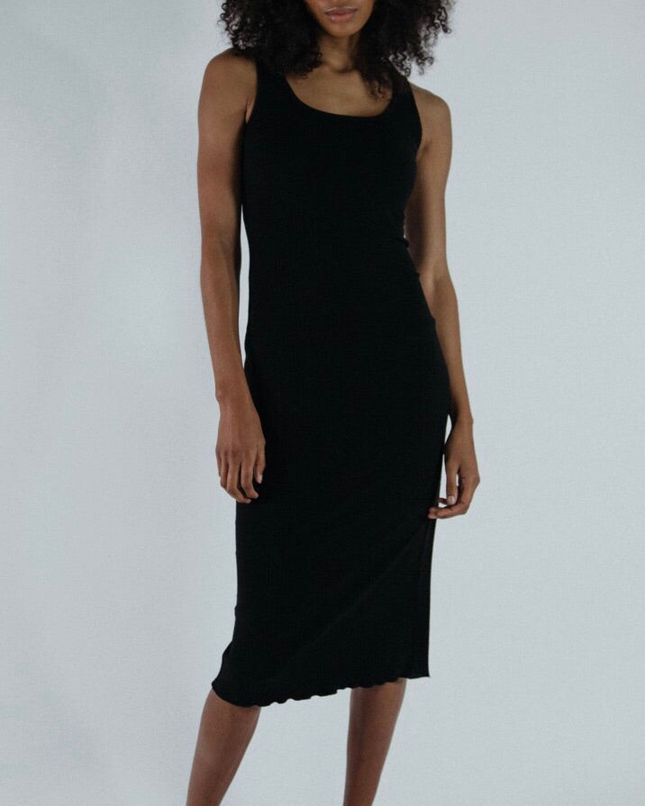 Angie Bauer Morgan Dress in Black