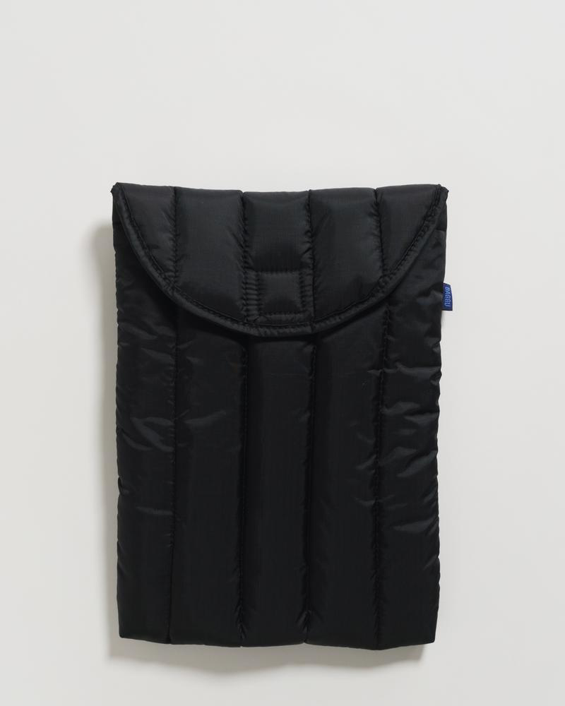 "Baggu Puffy Laptop Sleeve 13"" in Black"
