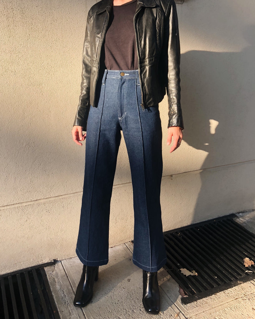Lykke Wullf El Capitan Pant in Cowboy Denim