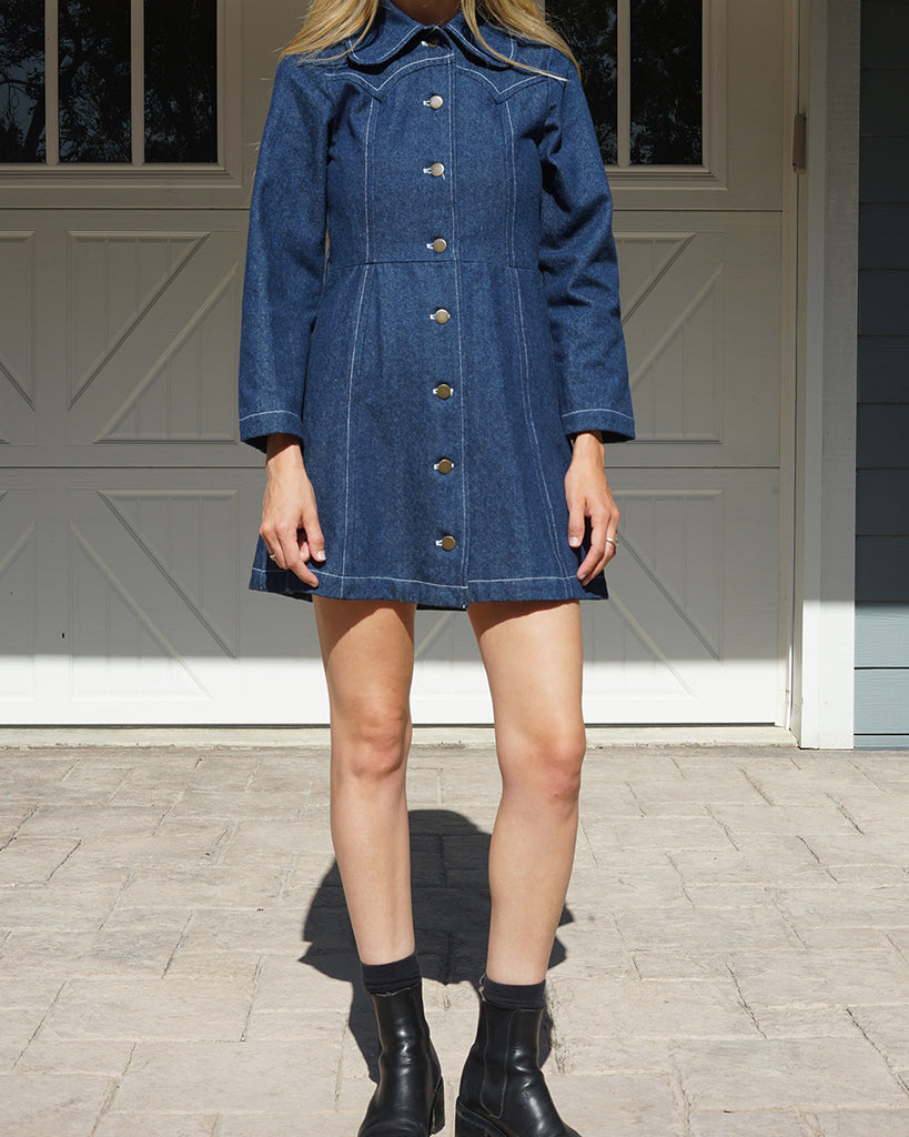 Lykke Wullf Denim Dress