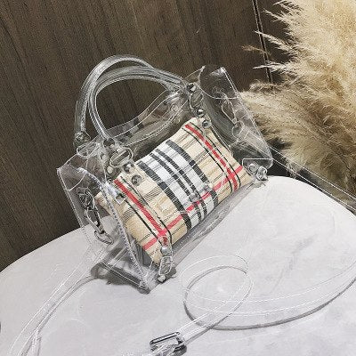Luxury Lady SO Fine! Jelly Bag - Burberry Inspired – Money Move Styles c2745abc1f