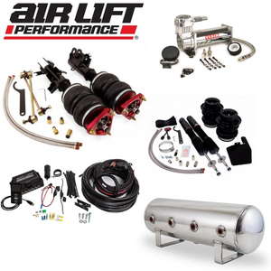 AIR LIFT Performance Complete Air Ride Suspension Kit - Civic Si (9th Gen) 2014 - 2015
