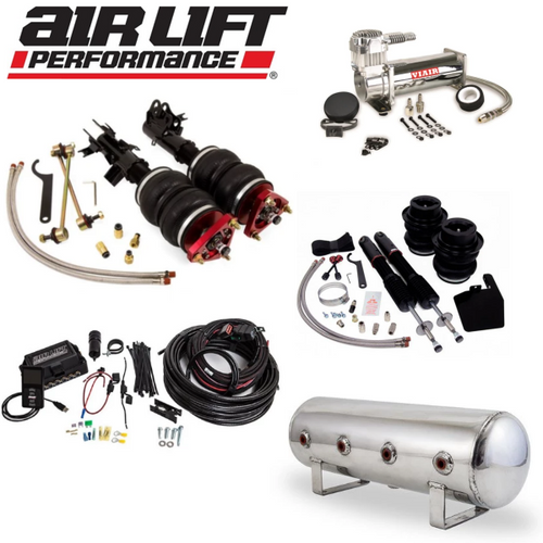 AIR LIFT Performance Complete Air Ride Suspension Kit - Civic (9th Gen) - Civic Si (9th Gen) 2012 - 2013 - Acura ILX