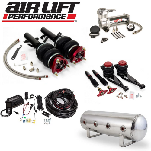 AIR LIFT Performance Complete Air Ride Suspension Kit - Focus ST