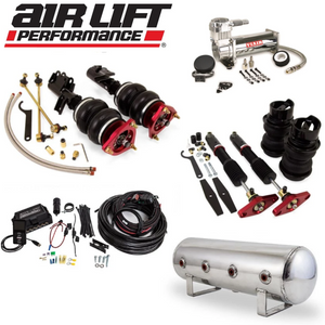 AIR LIFT Performance Complete Air Ride Suspension Kit - Hyundai Genesis Coupe