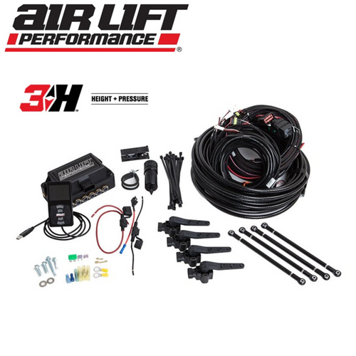 AIR LIFT Performance 3H Digital Air Ride Management