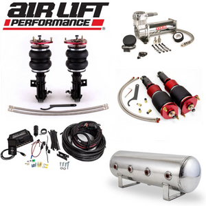 AIR LIFT Performance Complete Air Ride Suspension Kit - BRZ - FR-S - GT86