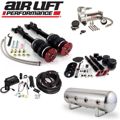 AIR LIFT Performance Complete Air Ride Suspension Kit - Charger - Challenger - Magnum - 300