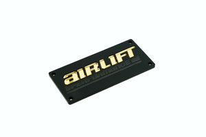 Classy House GOLD-Bar Manifold Plate for AirLift Performance 3H - 3P Manifolds