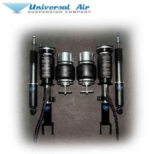 Universal Air Complete Air Ride Suspension Kit - Tesla Model 3