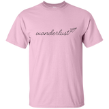 Wanderlust T-Shirt - Pen & Passport