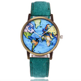 Wanderlust Wristwatch