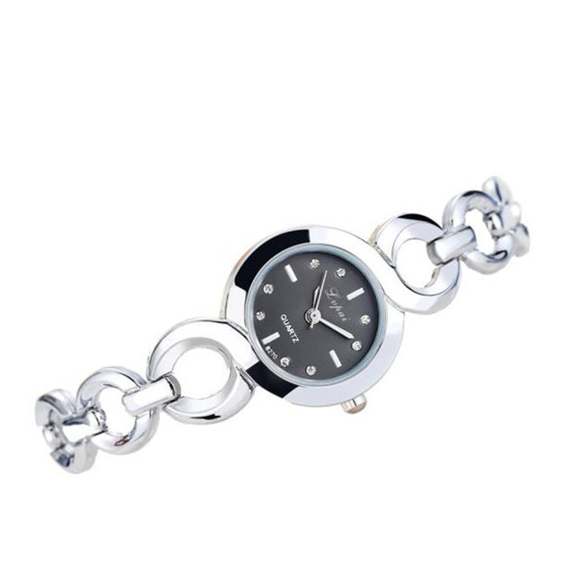 Women's Stainless Steel Bracelet Watch