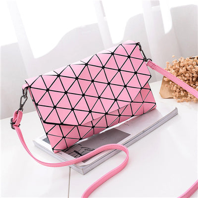 Women's Geometric Crossbody Bag