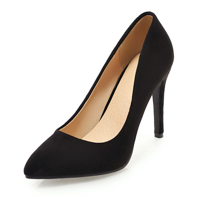 Women's Pointed-Toe Pumps
