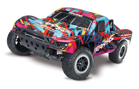 Traxxas 1/10 Slash Nitro 2WD