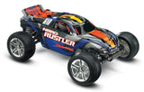 Traxxas 1/10 Rustler 2WD Nitro with TSM Ready to Run