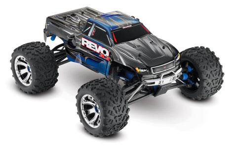 Traxxas 1/10 Revo 3.3 Nitro 4x4 Ready to Run