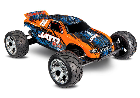 Traxxas 1/10 Jato 3.3 2WD Nitro Ready to Run