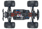 Traxxas 1/10 Summit 4WD Monster Truck Brushed