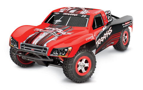 Traxxas 1/16 Slash 4x4 Brushed Ready to Run