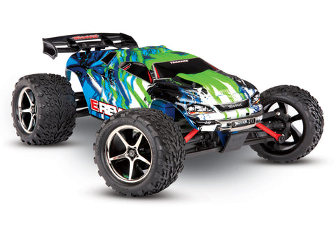 Traxxas 1/16 E-Revo Brushed Monster  Ready to Run