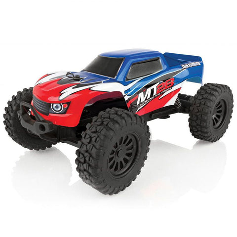 Team Associated 1/28 2WD MT28 Monster Truck RTR