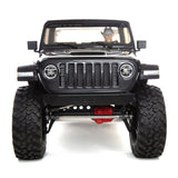 1/10 SCX10 III Jeep JT Gladiator Rock Crawler with Portals