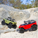 Axial 1/24 SCX24 Deadbolt 4WD Rock Crawler Brushed Ready to Run