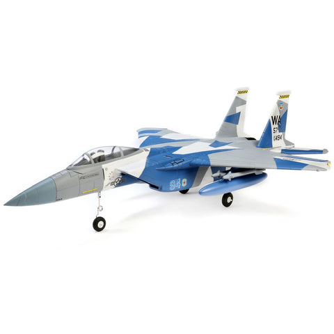 E-flite F-15 Eagle 64mm EDF BNF Basic with AS3X and SAFE Select
